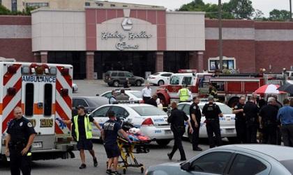 Mỹ bắt giữ nghi phạm vụ xả súng bắn chết 8 người