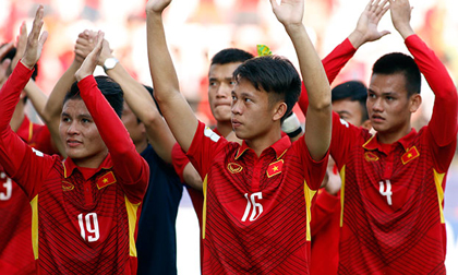 U20 Việt Nam: Xin cảm ơn và lời chia tay không mỹ mãn
