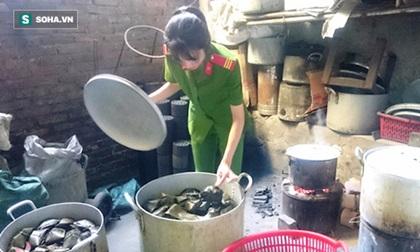 Cơ sở sản xuất bánh nổi tiếng ở Nghệ An bị phát hiện dùng chất cấm