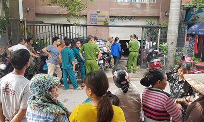 Nữ tạp vụ bị điện giật chết thương tâm ở Sài Gòn