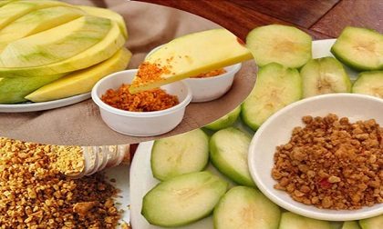 Cách làm muối ớt tôm Tây Ninh, chấm gì cũng ngon mê ly