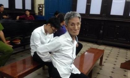 Hiếp dâm bé gái, cụ ông 70 tuổi lĩnh án 12 năm tù