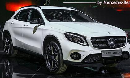 Mercedes-Benz GLA 2018 ra mắt Malaysia, chuẩn bị 'cập bến' Việt Nam
