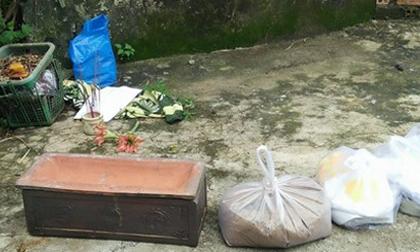 Phát hiện thi thể bé gái bị bỏ rơi nhiều ngày bên đường đang trong tình trạng phân hủy