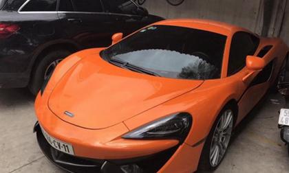 McLaren 570S của 'trùm' ma túy Hoàng béo có gì đặc biệt?