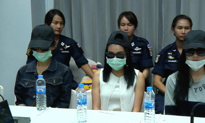 Tổng hợp diễn biến vụ án cô gái xinh đẹp bị giết hại dã man gây rúng động dư luận Thái Lan những ngày qua
