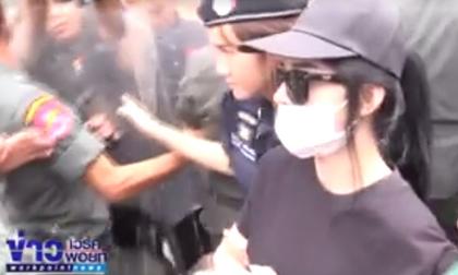 Nữ nghi phạm vụ giết người gây rúng động Thái Lan thản nhiên nói 'Hello, I'm sorry' với truyền thông