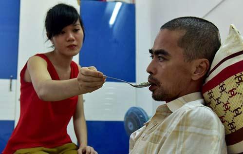 Nghẹn nước mắt khi biết Nguyễn Hoàng đơn độc, vắng vợ con những ngày cuối đời