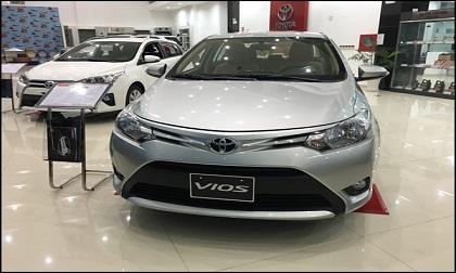 Top 4 xe ô tô bán chạy nhất tháng 5/2017