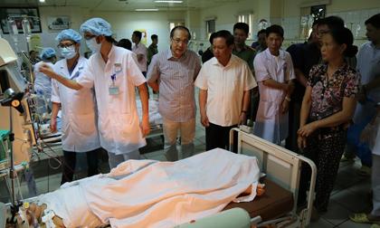 8 người chết khi chạy thận: Triệu tập Giám đốc một công ty ở Bắc Ninh