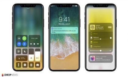 Ngắm concept mới nhất của iPhone 8