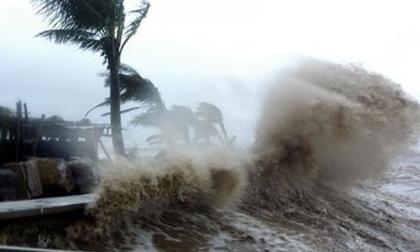 Sau cơn bão số 1: Sẽ có bao nhiêu cơn bão trên Biển Đông năm 2017?