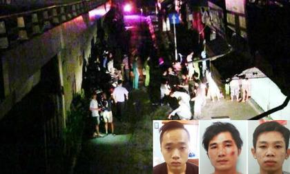 Lộ diện 6 côn đồ sát hại bé trai 13 tuổi sau cuộc cãi vã với gái bán dâm