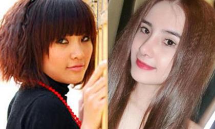 Khó nhận ra em gái Công Vinh trong loạt ảnh cũ do fan 'khai quật'