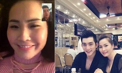 Chồng cũ Phi Thanh Vân không ngại thể hiện tình cảm với tình mới trên mạng xã hội