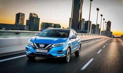 Chi tiết SUV cỡ nhỏ Nissan Qashqai 2018 với hệ thống lái bán tự động mới