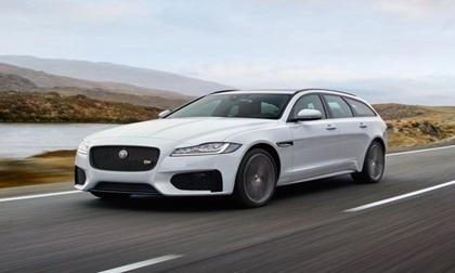 Ô tô Jaguar XF Sportbrake 2018 ra mắt, giá 1 tỷ đồng