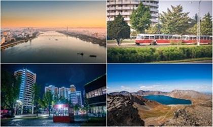 Triều Tiên đẹp ngỡ ngàng qua ống kính du khách nước ngoài