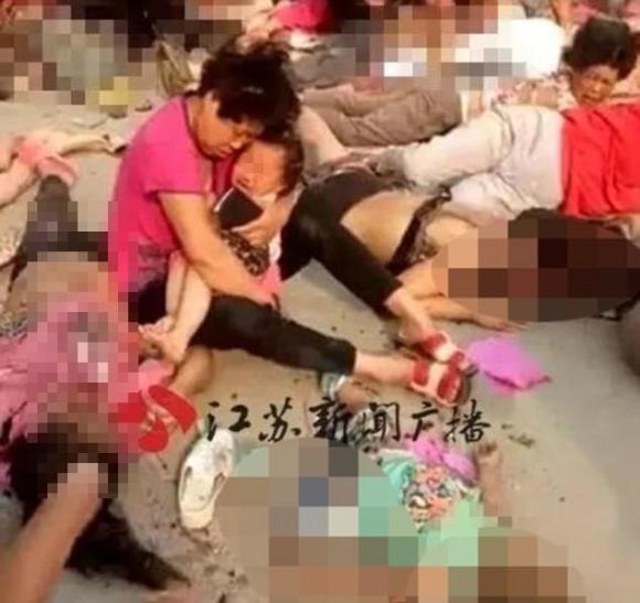 Vụ nổ tại trường mẫu giáo Trung Quốc khiến hơn 70 người thương vong là đánh bom tự chế - Ảnh 1.