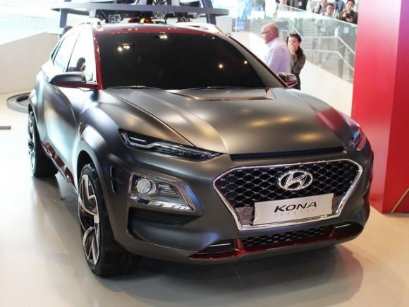 Hyundai Kona mới ra mắt có bản đặc biệt