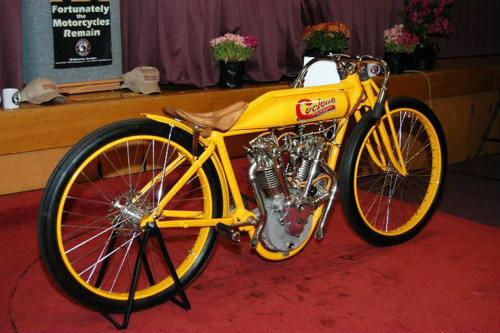 Top 10 môtô cổ đắt đỏ nhất hành tinh - 1