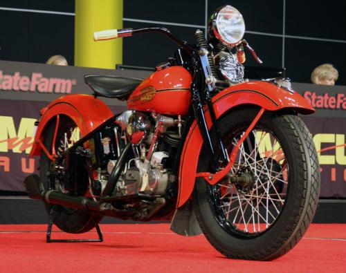 Top 10 môtô cổ đắt đỏ nhất hành tinh - 4