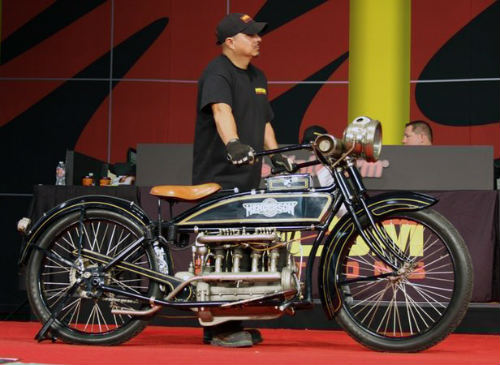Top 10 môtô cổ đắt đỏ nhất hành tinh - 8