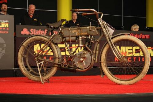 Top 10 môtô cổ đắt đỏ nhất hành tinh - 2