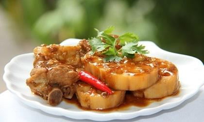 Học cách làm hai món sườn kho thơm ngon, bổ dưỡng nhìn là muốn ăn