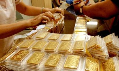 Giá vàng sáng đầu tuần giảm đúng kịch bản