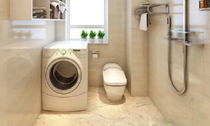 Cách đặt máy giặt theo phong thủy nhằm gia tăng vận khí