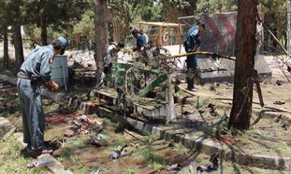 Đánh bom ở Afghanistan, hơn 80 người thương vong