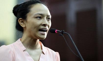 Xét xử hoa hậu Phương Nga: 'Tôi im lặng vì sợ cơ quan điều tra hủy hết chứng cứ'