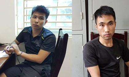 Bắt nhóm đối tượng nổ súng cướp tài sản táo tợn ở đại lộ Thăng Long