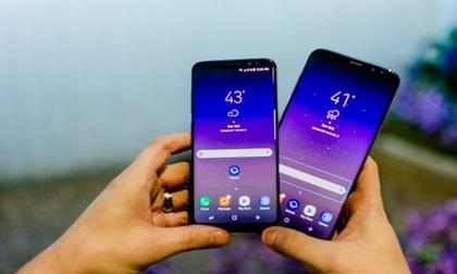 """Samsung Galaxy S8 và S8+ giật giải """"Smartphone xuất sắc nhất"""""""