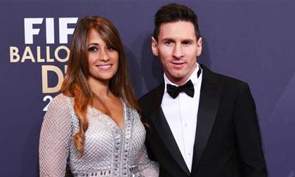 Vợ Lionel Messi - đệ nhất phu nhân trong thế giới bóng đá