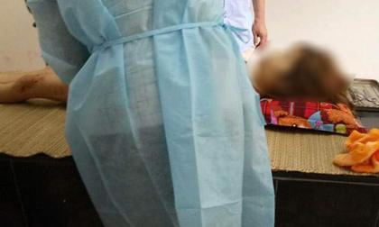 Nghi án chồng đâm vợ tử vong khi đang chăm con trong bệnh viện vì ghen tuông