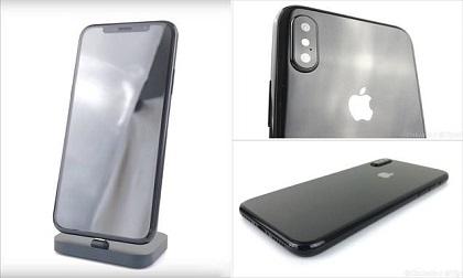 Ngắm đã mắt tường tận từng góc cạnh của iPhone 8 mà ai cũng sẽ mê