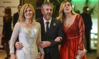 Mẹ của Messi gây sóng gió trong đám cưới con trai