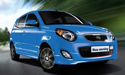 Những mẫu xe ô tô Kia cũ có giá cực hấp dẫn ở Việt Nam