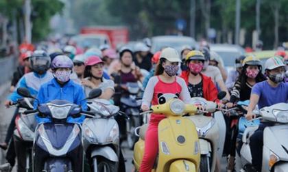 Hà Nội chốt thời gian cấm xe máy ở nội thành