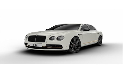 """""""Hàng độc"""" siêu xe Bentley Flying Spur Design Series chỉ 100 chiếc"""