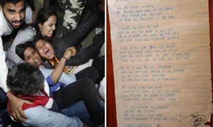 Rùng mình bức thư bé gái 'tiên tri' chính xác bản thân bị hãm hiếp và giết chết
