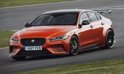 Jaguar XE SV Project 8: 'Siêu báo' mạnh 600 mã lực