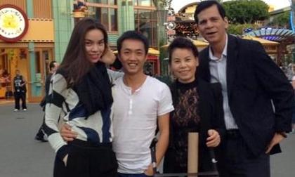 Vừa chia tay Hạ Vi, Cường Đô la đi Mỹ cùng mẹ con Hà Hồ?