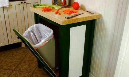 Thùng rác mà để ở vị trí này trong nhà tài lộc đi hết, làm ăn thất bại gia đình bất hoà