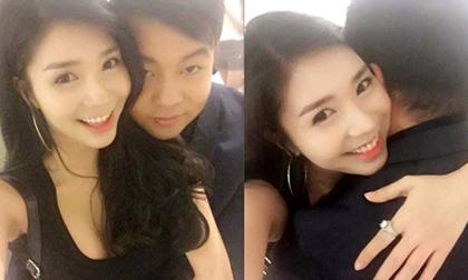 Quang Lê, Thanh Bi: Hai năm yêu nhau ngập tràn ảnh nóng