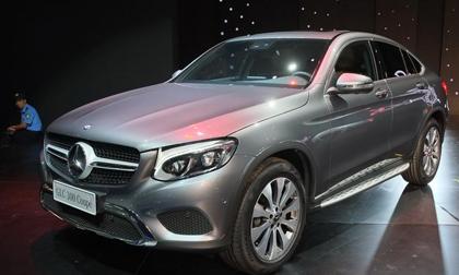 Mercedes GLC 300 Coupe giá 2,89 tỷ đồng tại Việt Nam