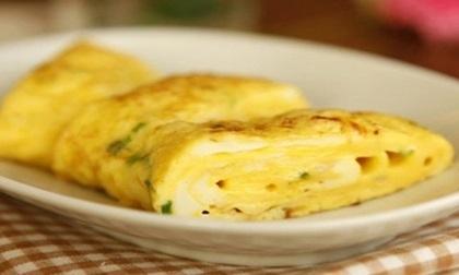 Cách làm trứng chiên thơm ngon chồng sẽ thích, con sẽ mê