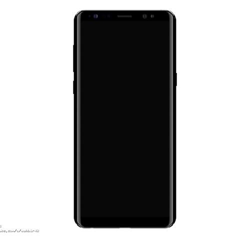 Samsung Galaxy Note 8 đẹp xuất sắc trong lần rò rỉ mới - 1